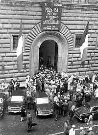 Mostra Mercato Internazionale dell'Antiquariato - Palazzo Strozzi, Firenze