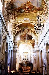 Brancacci Chapel - Church of Santa Maria del Carmine (Florence) - Interior