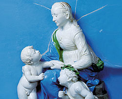 I Della Robbia - The dialogue between the arts in the renaissance - Museo Statale d'Arte Medievale e Moderna - Arezzo