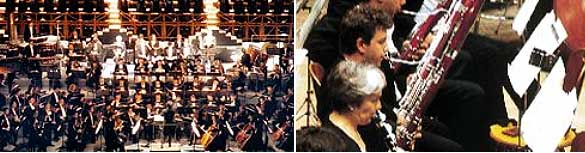 The Florentine Music Festival of Maggio Musicale Fiorentino
