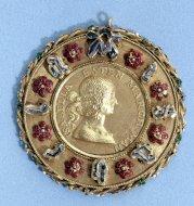Medaglia di Isabella d'Este