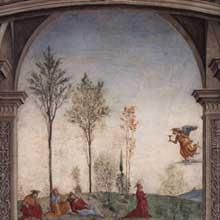 Perugino: L'Ultima Cena (The Last Supper)