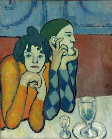 Picasso, Mir�, Dal�. Angry Young Men: the Birth of Modernity