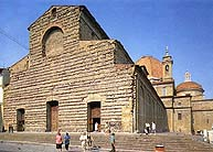 Church of San Lorenzo - Florence, Italy - Exterior