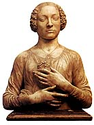 Bargello Museum, Florence: a sculpture