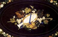 Opificio delle Pietre Dure: a table