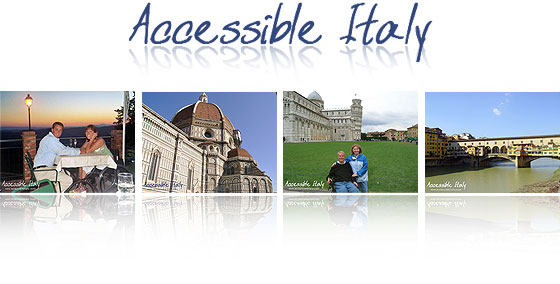 Accessible Italy: accessibility in Florence