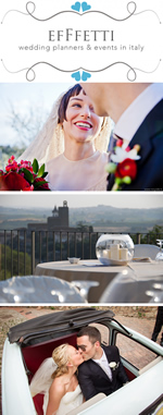 Efffetti Wedding in Tuscany