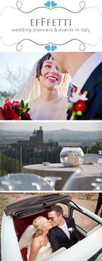 Efffetti Wedding in Tuscany