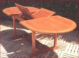 Tavoli sedie ombrelloni mobili da giardino - Mobili da giardino in teak ...